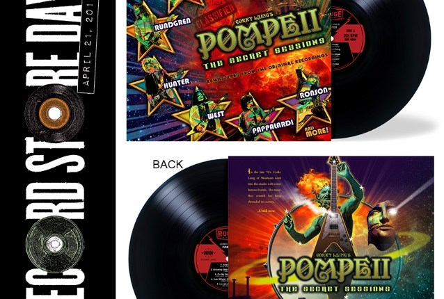 POMPEII, The Supergroup That Never Was, To Release Long-Lost Album, 'The Secret Sessions', On Record Store Day