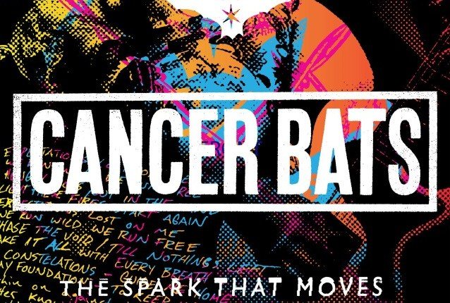 CANCER BATS Surprise-Release New Album, 'The Spark That Moves'