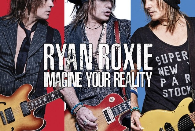 ALICE COOPER Guitarist RYAN ROXIE Releases 'To Live And Die In L.A.' Lyric Video