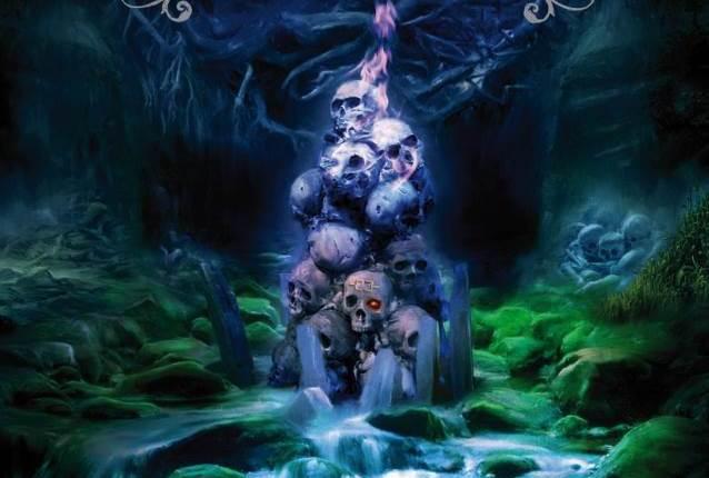 OMNIUM GATHERUM: 'The Burning Cold' Cover Artwork, Track Listing Revealed
