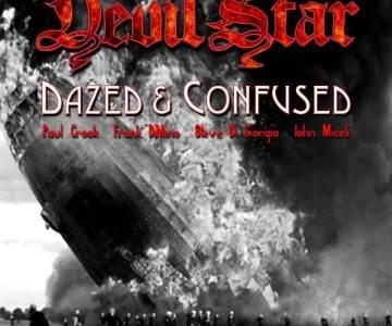 DEVILSTAR Taps TESTAMENT Bassist, ANGEL Singer For Cover Of LED ZEPPELIN's 'Dazed And Confused'