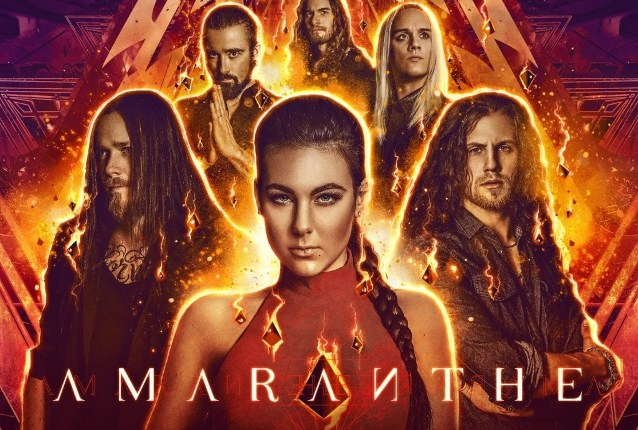 AMARANTHE's New Album, 'Helix', Was Written In Just Two Months
