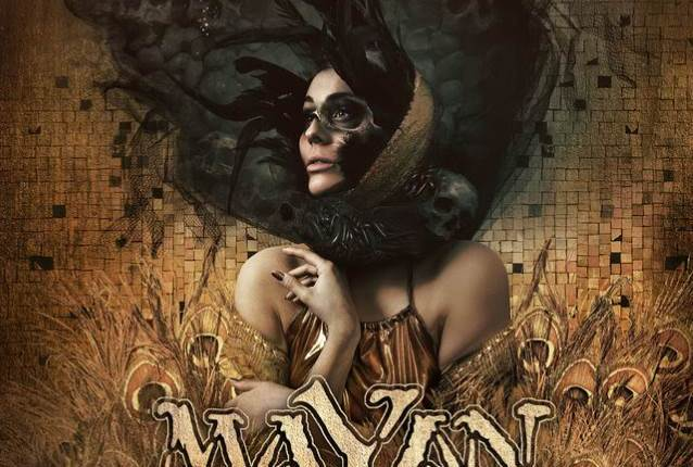 MAYAN Feat. EPICA's MARK JANSEN: Video For 'Dhyana' Title Track