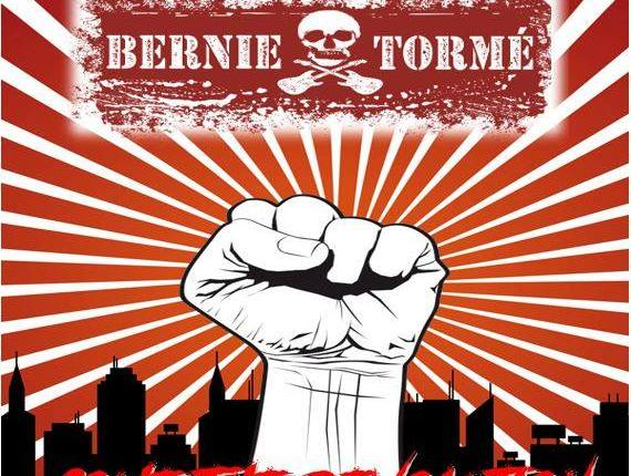 Former GILLAN And OZZY OSBOURNE Guitarist BERNIE TORMÉ Releases 'Come The Revolution' Single