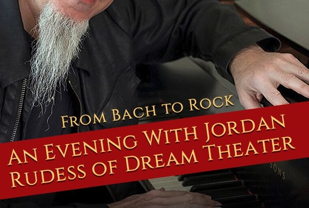 DREAM THEATER's JORDAN RUDESS To Embark On Three-Continent Solo Piano Tour