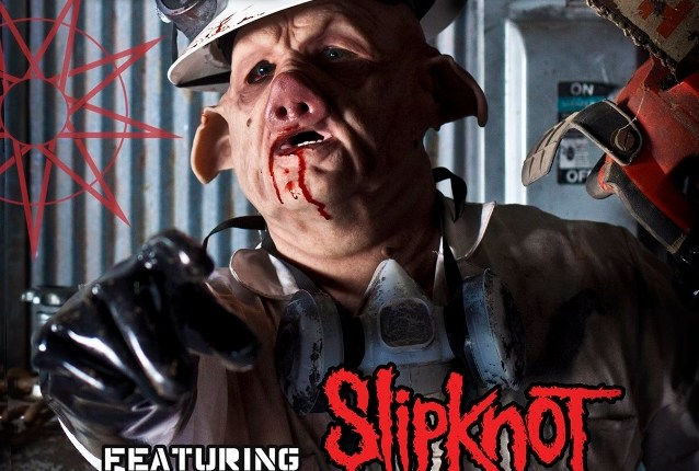 Here Is First Look At SLIPKNOT-Themed Haunted House In Des Moines