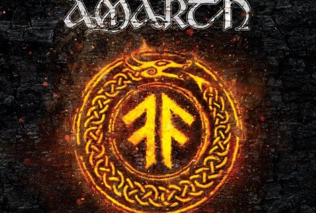 AMON AMARTH: 'Raise Your Horns' Performance Video From 'The Pursuit Of Vikings: 25 Years In The Eye Of The Storm'