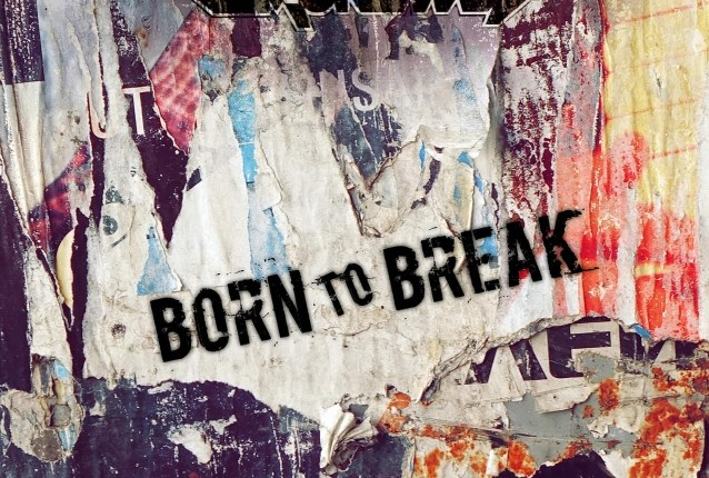 THE AMORETTES: Lyric Video For 'Born To Break' Title Track
