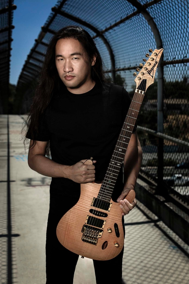 DRAGONFORCE's HERMAN LI To Give Away IBANEZ Signature Model Guitar