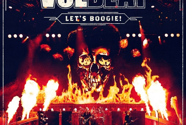 VOLBEAT: 'For Evigt' Performance Clip From 'Let's Boogie! Live From Telia Parken'