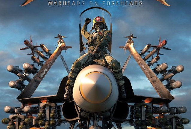 MEGADETH To Release 'Warheads On Foreheads' Greatest-Hits Album