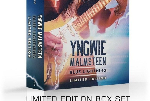 YNGWIE MALMSTEEN: 'I Like Guitar Players You Probably Wouldn't Think, Like ANGUS YOUNG And BRIAN MAY'