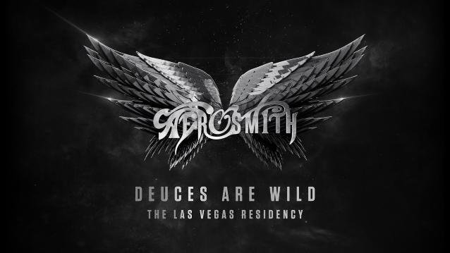 AEROSMITH Adds 17 Dates To 'Deuces Are Wild' Las Vegas Residency
