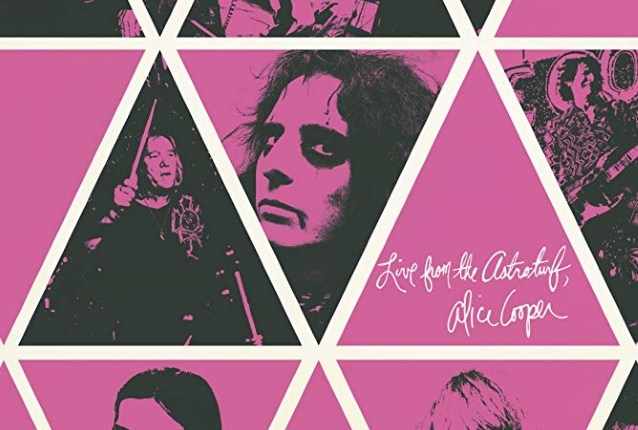 ALICE COOPER Documentary 'Live From The Astroturf' Capturing Original Band's 2015 Reunion To Premiere At PHOENIX FILM FESTIVAL