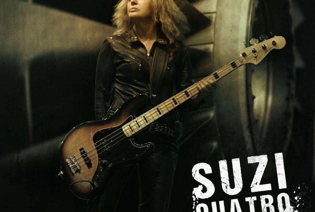 SUZI QUATRO: 'Macho Man' Lyric Video