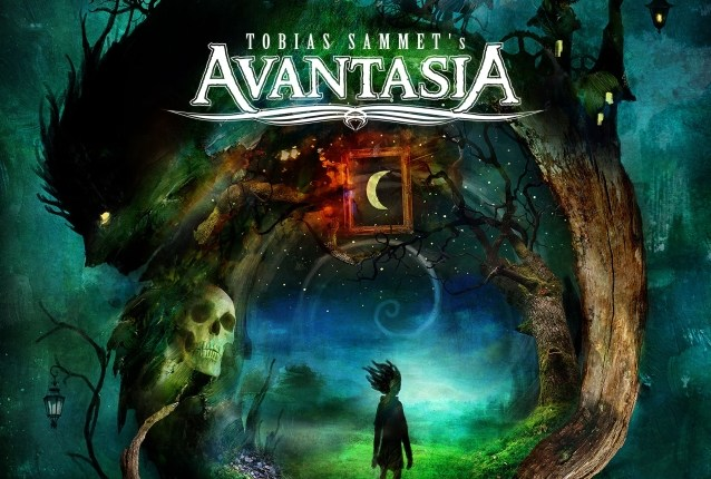 AVANTASIA: Lyric Video For 'Alchemy' Song Feat. Ex-QUEENSRŸCHE Singer GEOFF TATE