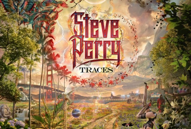 Former JOURNEY Singer STEVE PERRY Releases Expanded Deluxe Edition Of 'Traces' Album