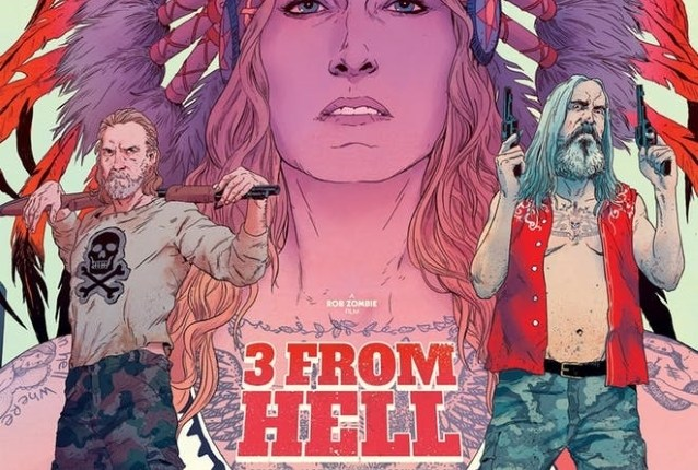 Listen To Three New Songs From ROB ZOMBIE's '3 From Hell' Soundtrack