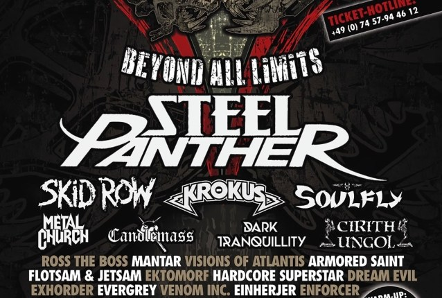 Watch CANDLEMASS Perform At Germany's BANG YOUR HEAD!!! Festival