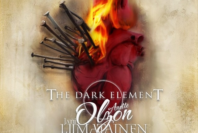 THE DARK ELEMENT Feat. Former NIGHTWISH Singer, Ex-SONATA ARCTICA Guitarist: 'Songs The Night Sings' Album Due In November