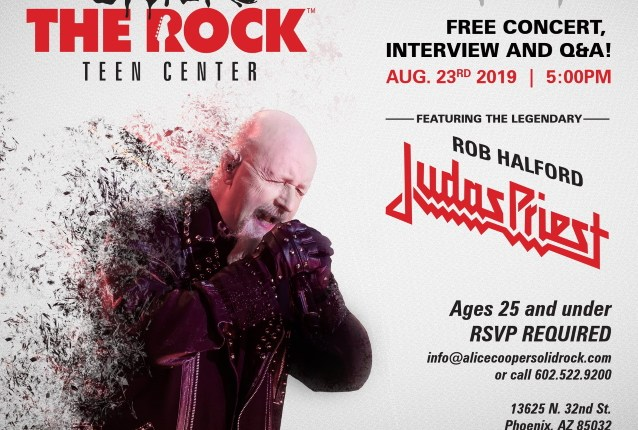 ROB HALFORD Doesn't Rule Out K.K. DOWNING's Return To JUDAS PRIEST: 'What Will Happen Will Happen'