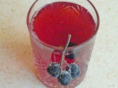 как варить компот из замороженных и свежих ягод