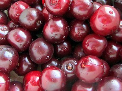 рецепт компот из вишни на зиму