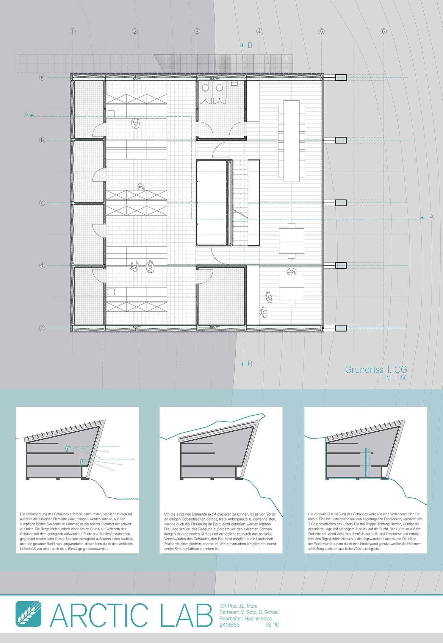 Design Studio Stuttgart Architectural Design Studio Arctic Lab Studio Ld