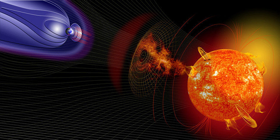 Jfk Quote Wallpaper Nasa S Sun Observing Satellites Recreate Solar Eruption In