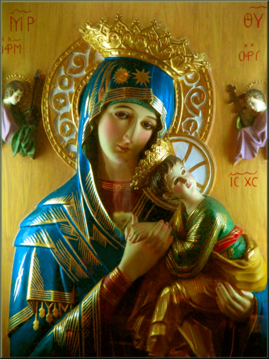 Fall Scripture Wallpaper Jun 27 Our Lady Of Perpetual Succour Help Adult