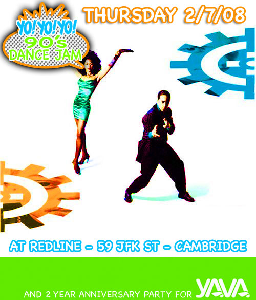 Soul Clap's Yoyoyo 90's Jam February Edition