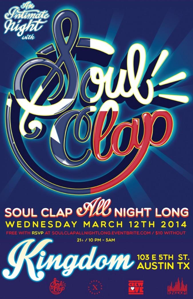 Soul Clap SXSW
