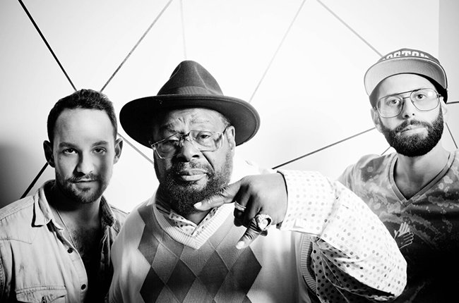 We Chillin With George Clinton!