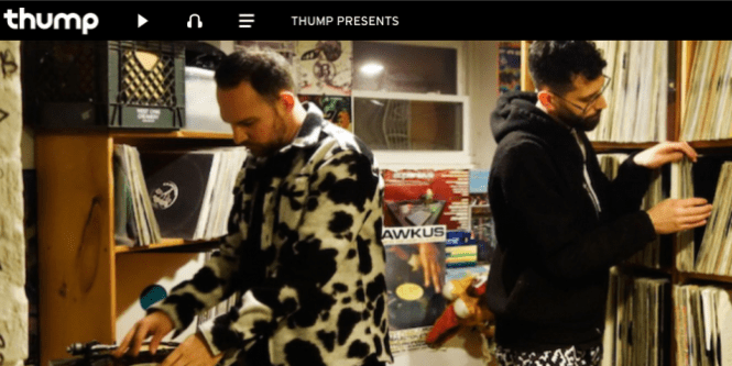 Thump Take Us Back to the Basement!