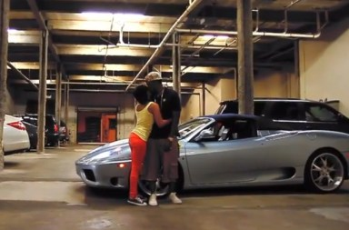 currensy his & her ferrari