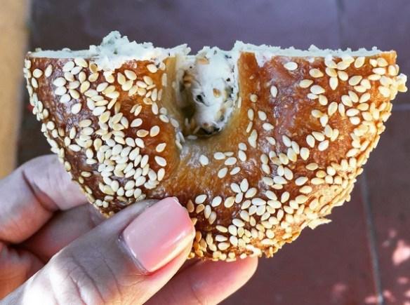 Belle's Bagels: Yummy yummy bagels in my tummy