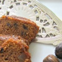 Spice Me Up Holiday Rum Cake