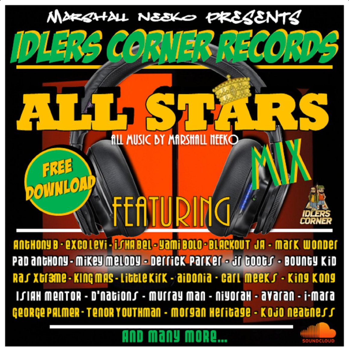 Idlers Corner Records All Stars Mix (FREE DOWNLOAD)