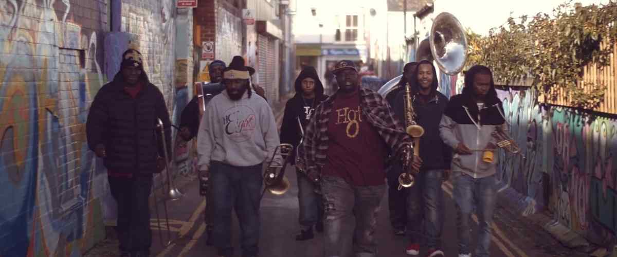 Videotipp: Hot 8 Brass Band - Sexual Healing (Marvin Gaye Cover)