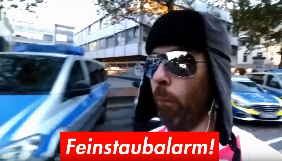 MC Bruddaal - En #Stuttgart isch #Feinstaubalarm // Video + free MP3