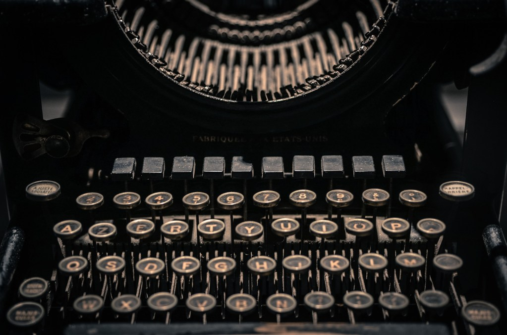 Which One of these Stories is your Mind Writing or Reading for You? Vintage-2608934_1920