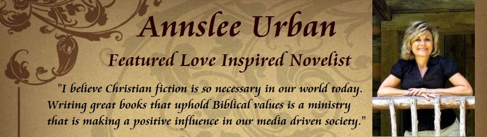 Featured Love Inspired Author: Annslee Urban