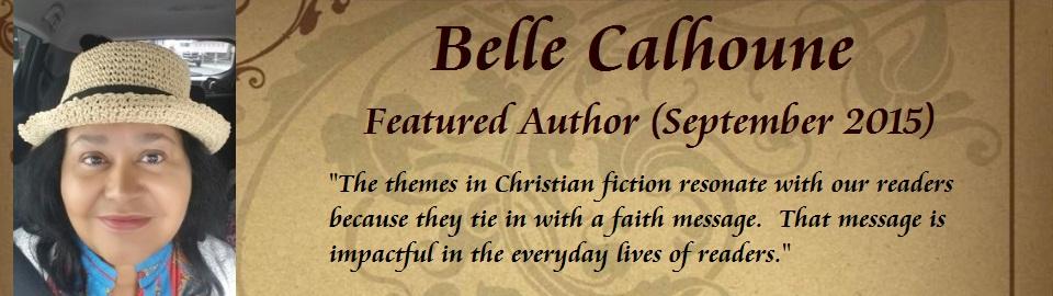 Featured Author: Belle Calhoune