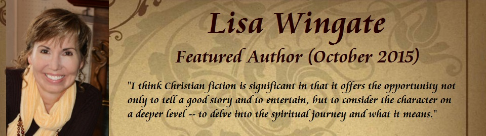 Featured Author: Lisa Wingate