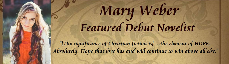 Featured Author: Mary Weber