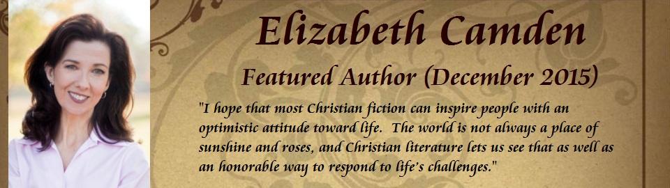 Featured Author: Elizabeth Camden