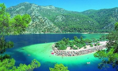 The Blue Lagoon Oludeniz Turkey