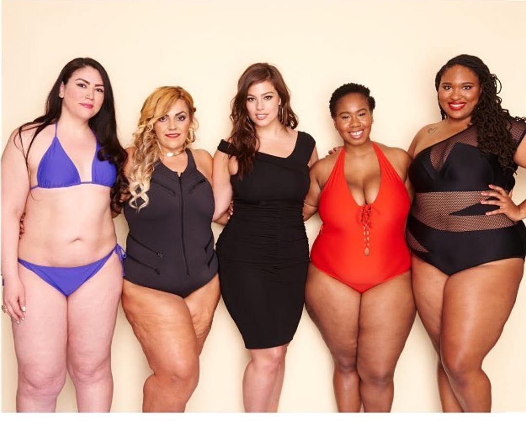 Толстушки в платьях фото, Пышные девушки -фото. Шикарные формы тела 4 фотография