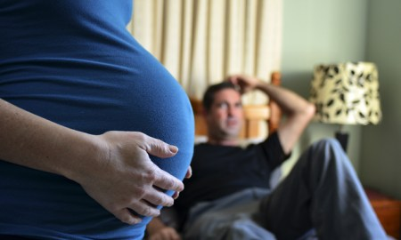 pregnant-wife-with-husband