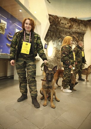 Korean cloned dogs arrive in Yakutia